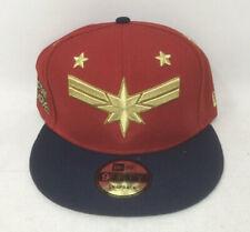New Era Captain Marvel Hat SnapBack Brand New