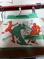 Vintage Samson Hockey Skates In Original Box Rare Used
