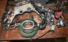 USED 1976 JOHNSON EVINRUDE 4 CYLINDER INTERNAL HARNESS WITH COMPONETS