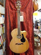 Alvarez Artist Series AJ80CE Jumbo Acoustic Cutaway Electric Guitar Maple NEW