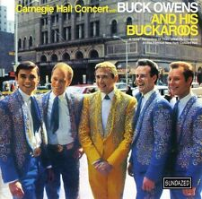 Buck Owens, Buck Owe - Carnegie Hall Concert [New CD]