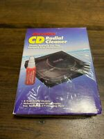 Discwasher CD Radial Cleaner Kit New