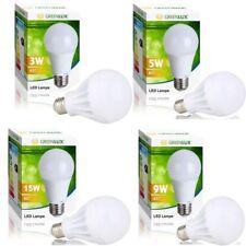 E27 Super Saving LED Lampe Globe Ampoule 3W 5W 7W 9W 12W Cool Blanc Chaud 220V