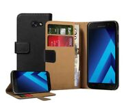 Membrane Samsung Galaxy A5 2017 Case PU Leather Cover WALLET Stand Card Holder