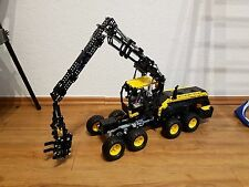 Building Instruction Scorpion King Harvester Unique MOC Eig from Lego Technic