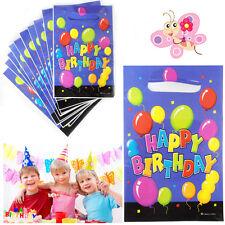 Kid's Party Bags Gift Loot Birthday Plastic Filler Children's Gift Present 16 PK