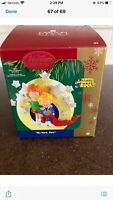Heirloom Collection Ornament School House Rock My Hero Zero Carlton Cards New