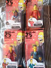 Los Simpsons Pantuflas de 25 años de los más grandes estrellas de invitados-James Brown Figura De Acción