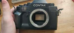 Contax RX 35mm SLR Film Camera Body {very good condition}
