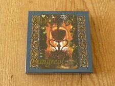 Mandalaband IV: Sangreal Empty Promo Box [Japan Mini-LP no cd genesis steeleye Q