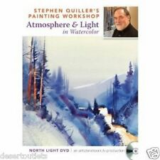 Stephen Quiller's Painting Workshop - Atmosphere & Light in Watercolor DVD