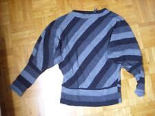 Pullover in schwarz/grau Gr. S/M   von Madonna