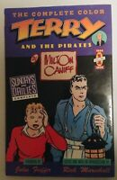 Complete Color Terry and the Pirates Milton Caniff Hardcover