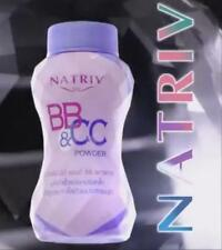 Natriv BB & CC Powder Conceal dark circles and wrinkles With pearl powder
