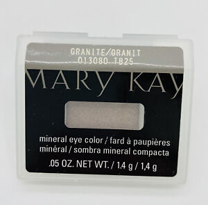 Mary Kay Mineral Eye Color Granite Eyeshadow #013080 New