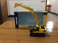 Rare!!!! Komatsu PC220 Excavator 1/50 Scale Die-Cast Metal Model *NEW*
