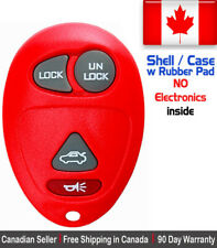 1x New Replacement Keyless Entry For Buick Pontiac and Oldsmobile - Shell Only