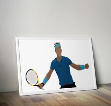 Rafael Nadal Poster Products For Sale Ebay