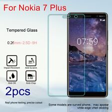 For Nokia 7 Plus Genuine Explosion-proof Tempered Glass Screen Protector Film