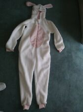 Adult Ladies Easter Bunny Halloween Costume or Lounge Wear Size Small