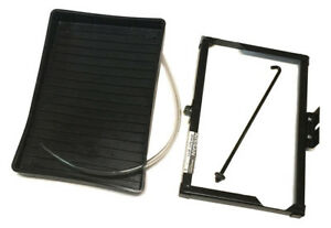 Datsun OEM Battery Frame Hold-Down and Support Tray Set, 240Z 260Z 280Z, NEW!