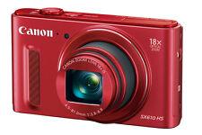 Canon PowerShot Sx610 HS 20.2mp 18x Zoom Compact Camera WiFi NFC Black