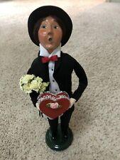 Byers Choice Valentine Man