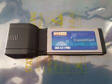 ST-Lab 2 Port USB 3.0 ExpressCard NEC UPD720202 Chip based
