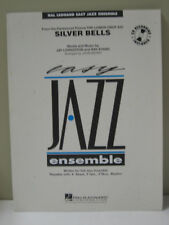 SILVER BELLS Hal Leonard Easy Jazz Ensemble Band Score With CD Jay Livingston