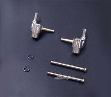 Front Knuckle Arm+Titan King Pin fr Kyosho Mini-Z MR-02