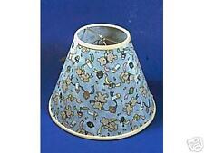 Bears Rattles Nursery Lamp Shade Handmade Baby Lampshade