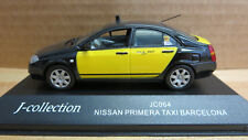 J-Collection JC064 Nissan Primera Taxi Barcelona 1/43 MIB