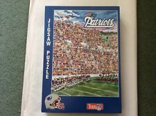 MISSING ONE PIECE New England Patriots Jigsaw Puzzle 513 pcs 1994 NFL