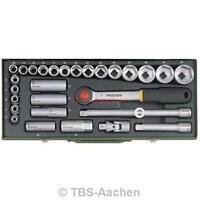 Proxxon 23000 Steckschlüsselsatz Knarrenkasten 8-34 mm 29-teilig