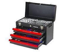 Mechanics Tool Set Craftsman Wrench Sockets Kit Ratchet Ratcheting Universal 408