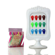 Nail Gel Color Card Armor Display Board Nail Display Rack Card one