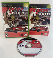 Starsky and Hutch (Microsoft Xbox, 2003) OG Xbox Game Original COMPETE & TESTED!