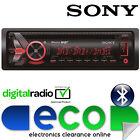 SONY MEX-N6001BD 55x4W DAB Radio Bluetooth CD MP3 USB AUX Car Stereo REFURBISHED