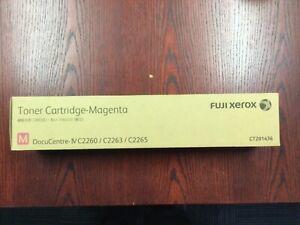 Fuji Xerox Toner Cartridge Magenta CT201436 DocuCentre-IV C2260 C2263