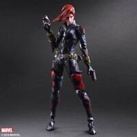 Square Enix Marvel Universe Variant Play Arts Kai Black Widow Action Figure F/S