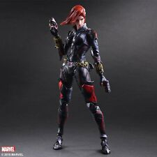 Square Enix Marvel Universe Variant Play Arts Kai Black Widow Action Figure F/S
