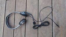 Micro casque filaire noir Microsoft pour Xbox 360