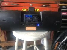 Used Sirius St5R Satellite Radio Receiver W/ Subx2 Boombox