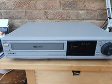 Sony SVO-1520P Professional Video Recorder SONY VHS HI-FI