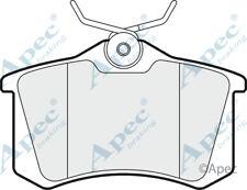 Brand New Apec Rear Brake Pad Set - PAD1020 - 12 Months Warranty!