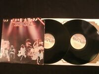 ANGEL - Live Without a Net - 1979 Vinyl 12'' Lp.x 2/ VG+/ Hard Rock Metal