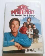 NEW Home Improvement - The Complete Fourth Season (DVD, 2015) TIm Allen