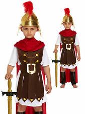 Niños Romano General Disfraz Infantil Gladiador Soldado Escuela Conjunto