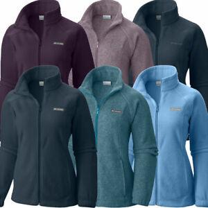 Columbia Fleece Jacket Benton Springs Full Zip