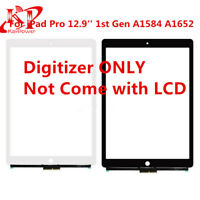 Touch Screen Digitizer Glass Replacement For iPad Pro 12.9 1st Gen A1584 A1652